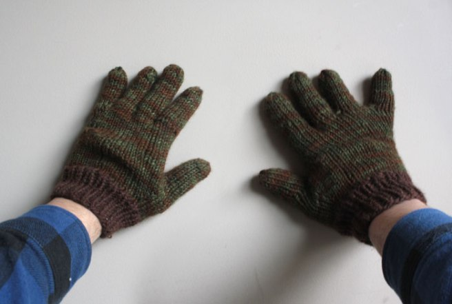 first-gloves